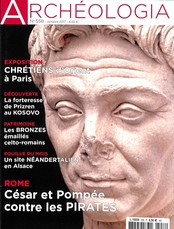 Archéologia N° 558 Octobre 2017