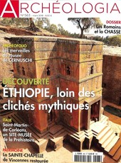 Archéologia N° 563 March 2018