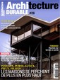 Architecture durable N° 26 Juillet 2016