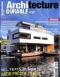 Architecture durable N° 30 Août 2017