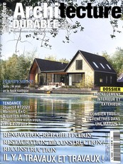 Architecture durable N° 32 February 2018