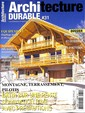 Architecture durable N° 31 Octobre 2017