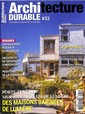 Architecture durable N° 33 May 2018