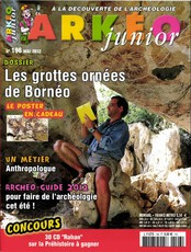 Arkéo Junior N° 253 Juin 2017
