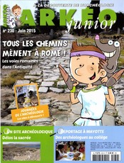 Arkéo Junior N° 252 Juin 2017