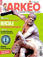 Arkéo Junior N° 254 Août 2017