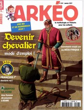 Arkéo Junior N° 247 Décembre 2016