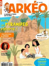 Arkéo Junior N° 251 Avril 2017