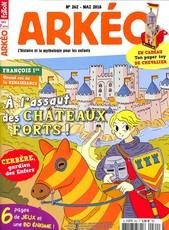 Arkéo Junior N° 263 May 2018