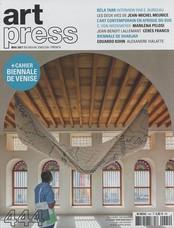 Art Press N° 444 Avril 2017