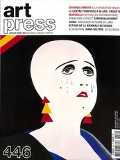 Art Press N° 446 Juin 2017