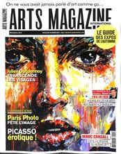 Arts magazine international N° 13 Novembre 2017