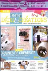 Atelier déco et créations N° 41 February 2018
