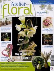 Atelier floral N° 45 Janvier 2017