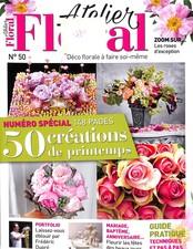Atelier floral N° 50 April 2018