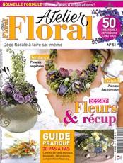 Atelier floral N° 51 June 2018