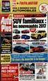 Auto Plus + L'Auto-Journal N° 1486 Février 2017