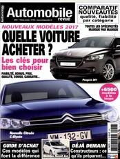 Automobile Revue N° 56 Janvier 2017