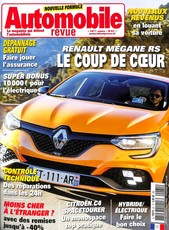 Automobile Revue N° 61 April 2018