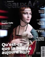 Beaux Arts Magazine N° 401 Octobre 2017