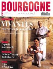 Bourgogne magazine N° 55 Novembre 2017