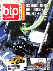 BTP Magazine N° 304 Août 2017