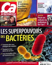 Ca m'intéresse N° 446 March 2018