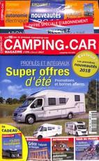Camping-car magazine N° 314 December 2018