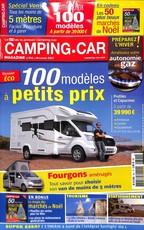 Camping-car magazine N° 306 March 2018