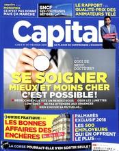 Capital N° 317 Janvier 2018