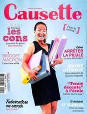 Causette N° 81 Septembre 2017