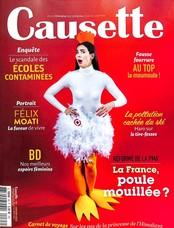 Causette N° 85 Janvier 2018