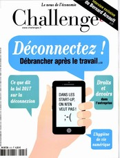 Challenges N° 513 Mars 2017