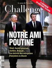 Challenges N° 586 November 2018