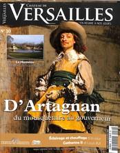Château de Versailles N° 30 June 2018