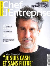 Chef d'entreprise magazine N° 98 May 2015