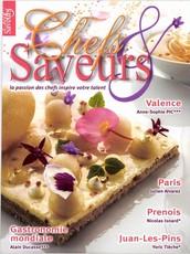 Chefs et Saveurs N° 49 July 2016