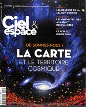 Ciel et espace N° 507 July 2012
