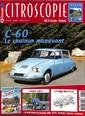 Citroscopie magazine N° 60 Juillet 2017