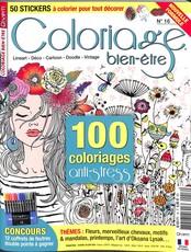 Coloriage bien-être N° 16 March 2018