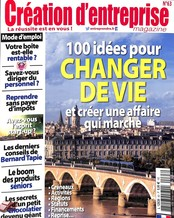 Création d'entreprise magazine N° 63 Décembre 2017
