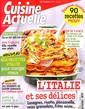 Cuisine actuelle N° 321 Août 2017