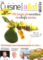 Cuisine AD N° 49 May 2018