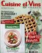 Cuisine et Vins de France + Les petits pratiques de Cuisine et Vins de France N° 175 Mars 2017
