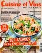 Cuisine et Vins de France N° 176 Mai 2017