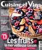 Cuisine et Vins de France N° 178 Octobre 2017