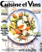 Cuisine et Vins de France N° 181 March 2018