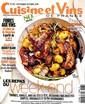 Cuisine et Vins de France N° 183 August 2018