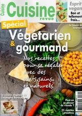 Cuisine revue N° 72 Avril 2017