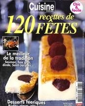 Cuisine revue N° 74 Octobre 2017